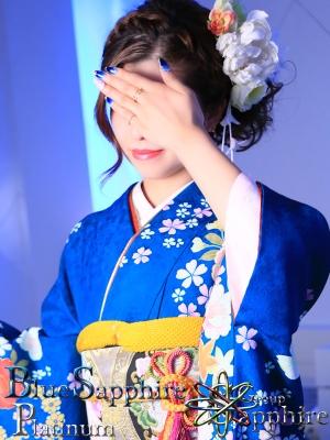 広島デリヘル風俗 BlueSapphire(ブルーサファイア):在籍女性「No.1 こころ」1/24(水)の予約状況