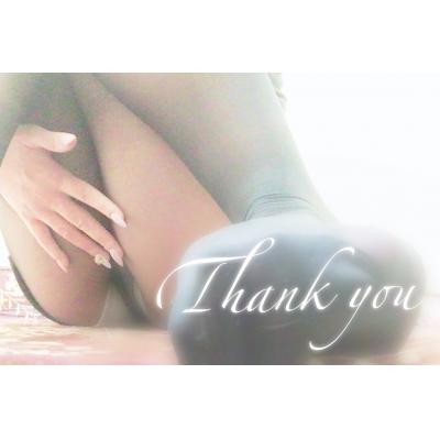 広島デリヘル風俗 BlueSapphire(ブルーサファイア)写メ日記:No.2 ももの投稿「Thank you ☺︎♡」