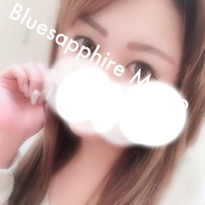 広島デリヘル風俗 BlueSapphire(ブルーサファイア)写メ日記:No.2 ももの投稿「出勤しました♡」