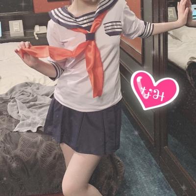 広島デリヘル風俗 BlueSapphire(ブルーサファイア)写メ日記:New なみの投稿「セーラー服♩」