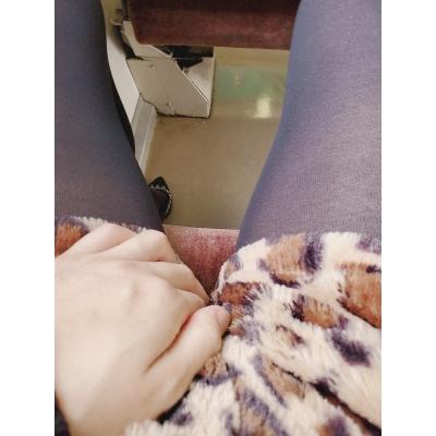 広島デリヘル風俗 BlueSapphire(ブルーサファイア)写メ日記:New さいかの投稿「電車の中でイジイジ」