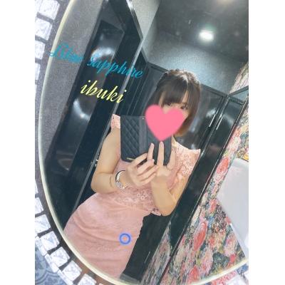広島デリヘル風俗 BlueSapphire(ブルーサファイア)写メ日記:No.3 いぶきの投稿「ピンク♡」